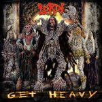 Lordi - Get Heavy cover art