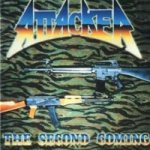 Attacker - The Second Coming cover art