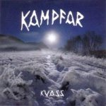 Kampfar - Kvass cover art