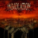 Immolation - Harnessing Ruin cover art