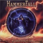 Hammerfall - Threshold cover art