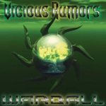 Vicious Rumors - Warball cover art