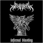 Azarath - Infernal Blasting cover art