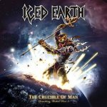Iced Earth - The Crucible of Man cover art