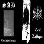 Sad - Total Nothingness cover art