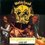 Motorhead - The Golden Years cover art