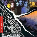 Holy Moses - World Chaos cover art
