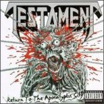 Testament - Return to the Apocalyptic City cover art