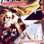 Agathocles - Humarrogance cover art
