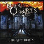 Born of Osiris - The New Reign cover art