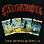 Illdisposed - Four Depressive Seasons cover art
