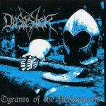 Desaster - Tyrants of the Netherworld cover art