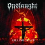 Onslaught - Killing Peace cover art