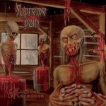 Supreme pain - Cadaver Pleasures cover art