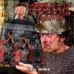 Cadaveric Crematorium - Serial Grinder cover art