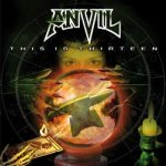 Anvil - This is Thirteen cover art