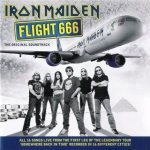Iron Maiden - Flight 666 Original Soundtrack Album cover art