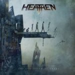 Heathen - The Evolution of Chaos cover art