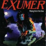 Exumer - Rising from the Sea cover art