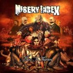 Misery Index - Heirs to Thievery cover art