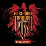 Bleeding Through - Declaration cover art