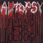 Autopsy - Fiend for Blood cover art