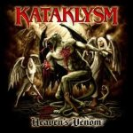 Kataklysm - Heaven's Venom cover art