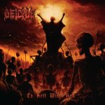 Deicide - To Hell With God cover art