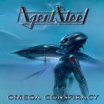 Agent Steel - Omega Conspiracy cover art