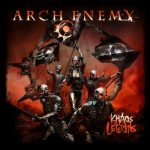 Arch Enemy - Khaos Legions cover art