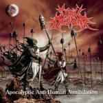 Soul Devour - Apocalyptic Anti-Human Annihilation cover art