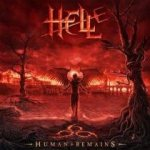 Hell - Human Remains cover art