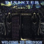 Disinter - Welcome to Oblivion cover art