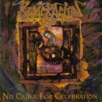 Rosicrucian - No Cause for Celebration cover art