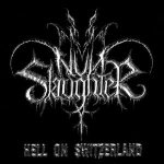 Nunslaughter - Hell on Switzerland cover art
