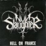 Nunslaughter - Hell on France cover art