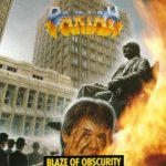 Pariah - Blaze of Obscurity cover art