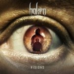 Haken - Visions cover art