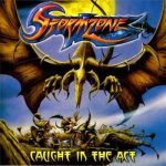 Stormzone - Caught in the Act cover art