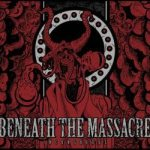Beneath the Massacre - Incongruous cover art