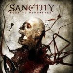 Sanctity - Road to Bloodshed cover art