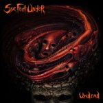 Six Feet Under - Undead cover art