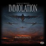 Immolation - Providence cover art