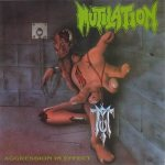 Mutilation - Aggression in Effect cover art