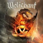 Wolfchant - Embraced by Fire cover art