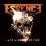 Essence - Last Night of Solace cover art