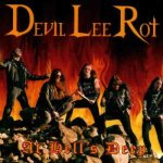 Devil Lee Rot - At Hell's Deep cover art