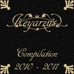 Keyarzus - Compilation 2010 - 2011 cover art