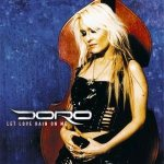 Doro - Let Love Rain on Me cover art