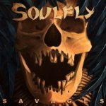 Soulfly - Savages cover art
